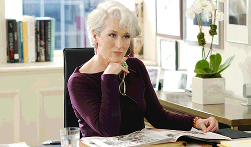 Career Advice From Movie Bosses Devil Wears Prada