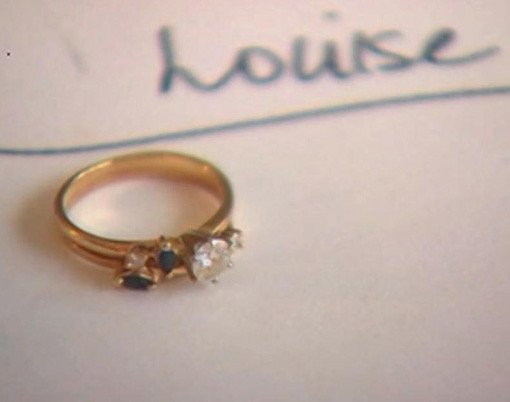 How To Get Back The Engagement Ring give up everything else