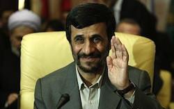 Presidential problems — Iran