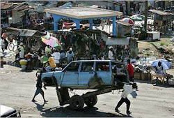 Presidential Problems — Haiti