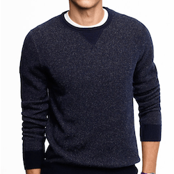 J Crew Cashmere Sweatshirt