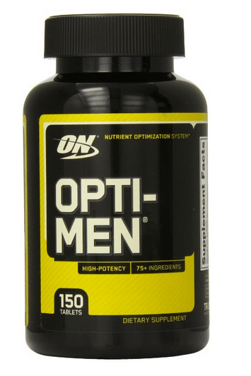Best Multivitamin For Men >> The Best Multivitamins For Men Modern Man