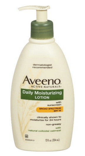 best lotions for men aveeno