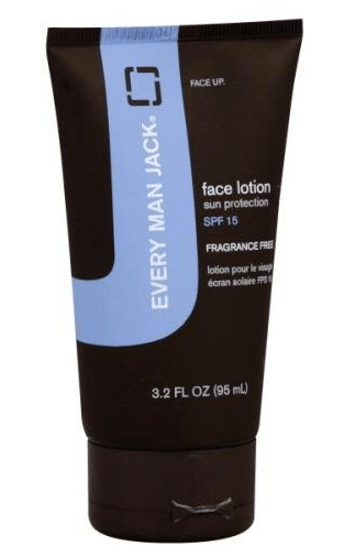 best lotions for men every man jack face