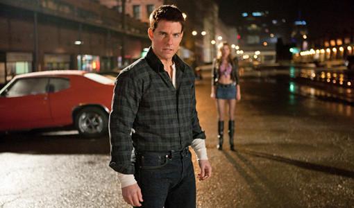 Jack Reacher starring Tom Cruise