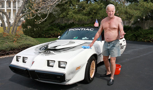 Joe Biden car