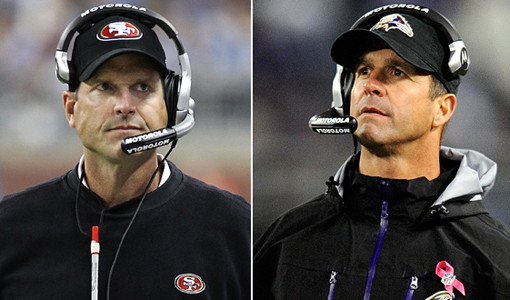 Super Bowl XLVII Ravens vs. 49ers
