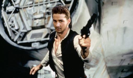 Shai Labeouf Han Solo