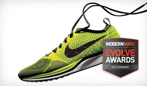 Evolve Awards Nike Flyknit