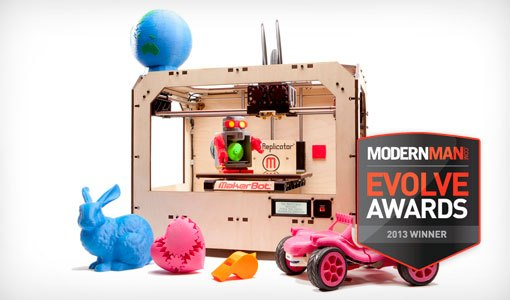 2013 Evolve Awards: Makerbot Replicator