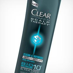 Evolve Awards: Clear Men Scalp Therapy