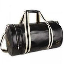 best gym bags for men, fred perry