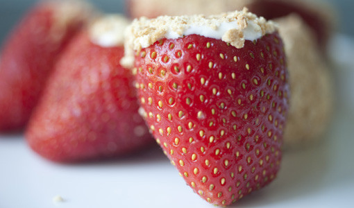 Guy Recipes: Strawberries
