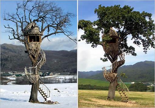 Nescafe-Treehouse