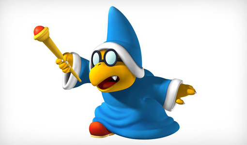 Super Mario Bros. The 10 Worst Wizards Ever