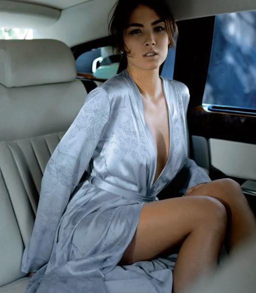 Andi Muise robe
