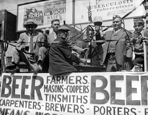 Beer Parade Photos: Detroit Looking Far Less Detroity