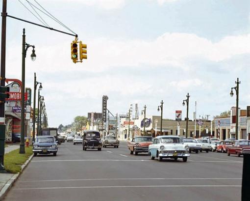 Grand River Avenue 1965