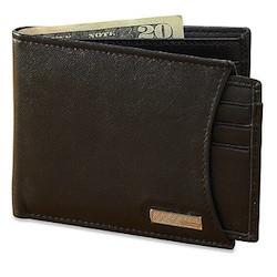 best wallet for men, calvin klein