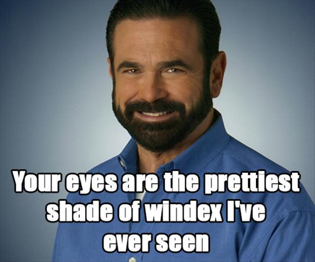 The Funniest Pick Up Lines billy mayes