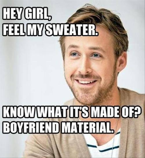 The Funniest Pick Up Lines sweater