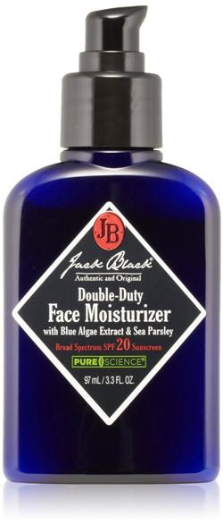 best moisturizers for men jack black double duty