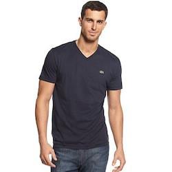 best t-shirts men, Lacoste Core