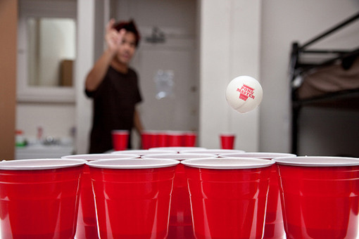 5 Ways To Improve Your Beer Pong Game game plan