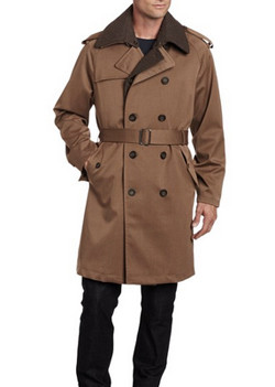 cool raincoats for guys trench michael koors
