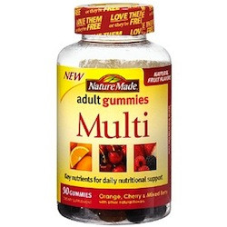 best vitamin for men over 50, gummies