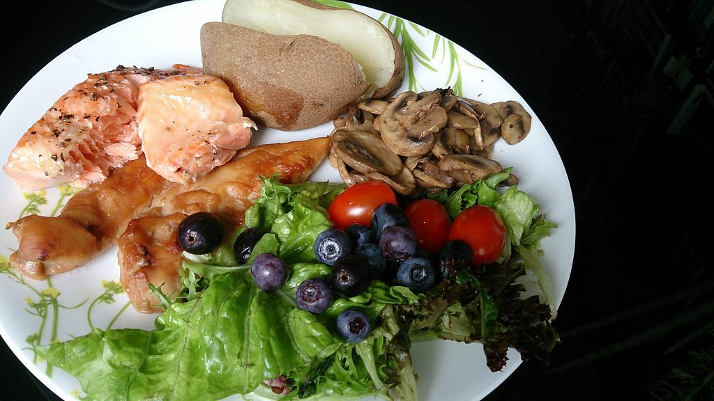healthy meals for men