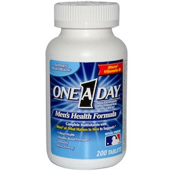 best vitamin for men over 50, One A Day Men's Health