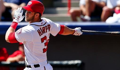bryce harper washington nationals