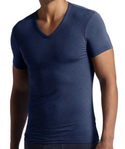 calvin klein micro v neck undershirts for men
