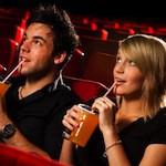 FIRST DATE AT THE MOVIES