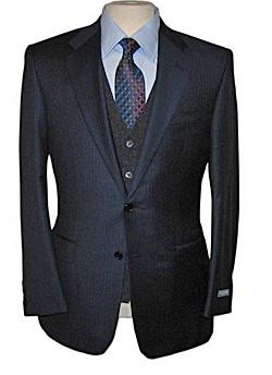 best sutis for men Hickey Freeman Suit