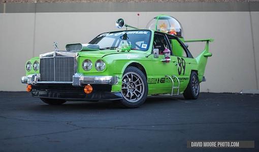 Home Simpson car