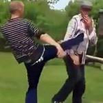 Drunk Russian Karate