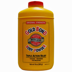 Gold Bond The Best Way To Keep Your Balls Dry