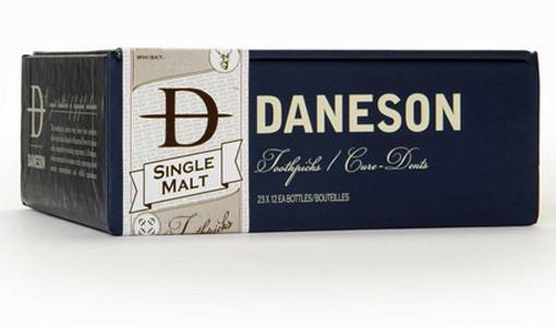 Booze Toothpicks daneson single malt