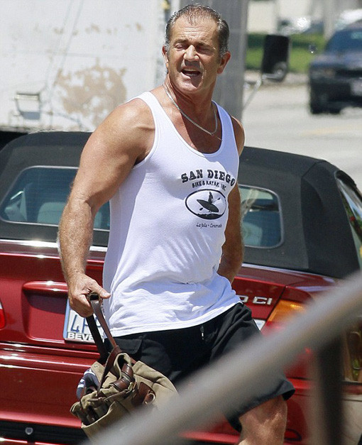 Mel Gibson Is Jacked Modern Man