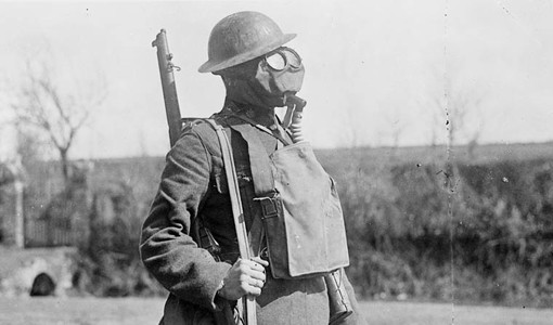 Chemical Weapons in WW1