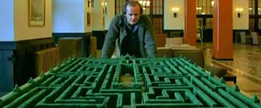 The Shinning Maze