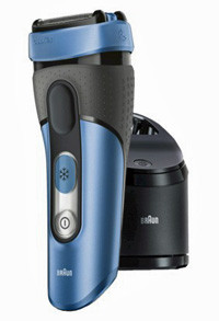 5 Grooming Products for Balding Men braun shaver