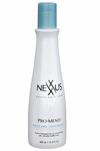 men's shampoo for curly hair nexxus pro-mend