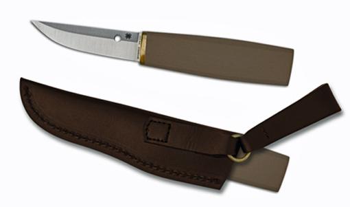 Spyderco Puukko G-10 best new fixed-blade knives