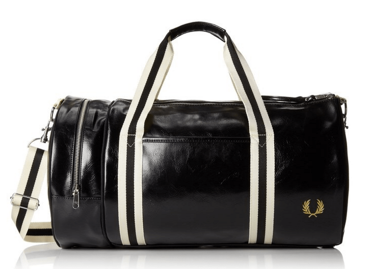 best gym bags for men fred perry