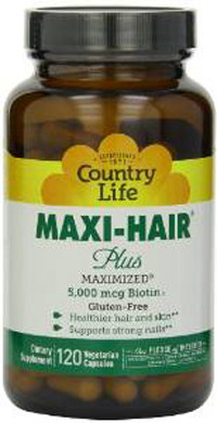 Country Life Maxi Hair Plus 18