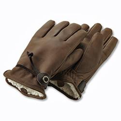 best winter gloves for men leather