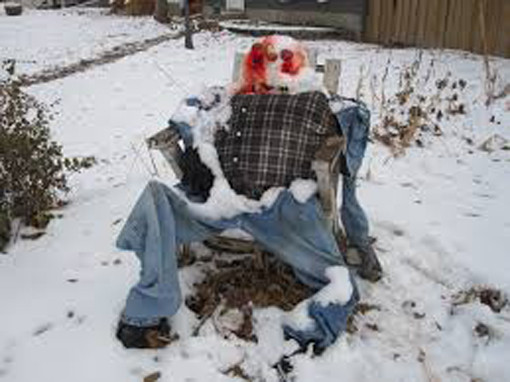 116 Pictures of Dead, Dying, Or Mutilated Snowmen | ModernMan.com